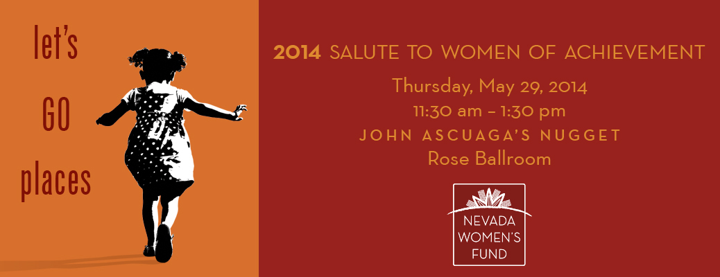 2014 Salute Women of Achievement Luncheon