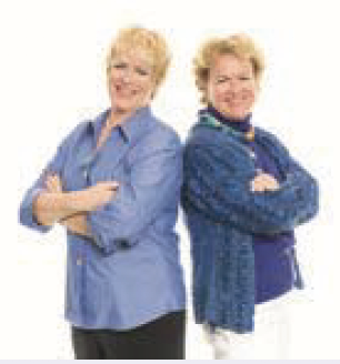 Karyn Murray & Katie Osgood